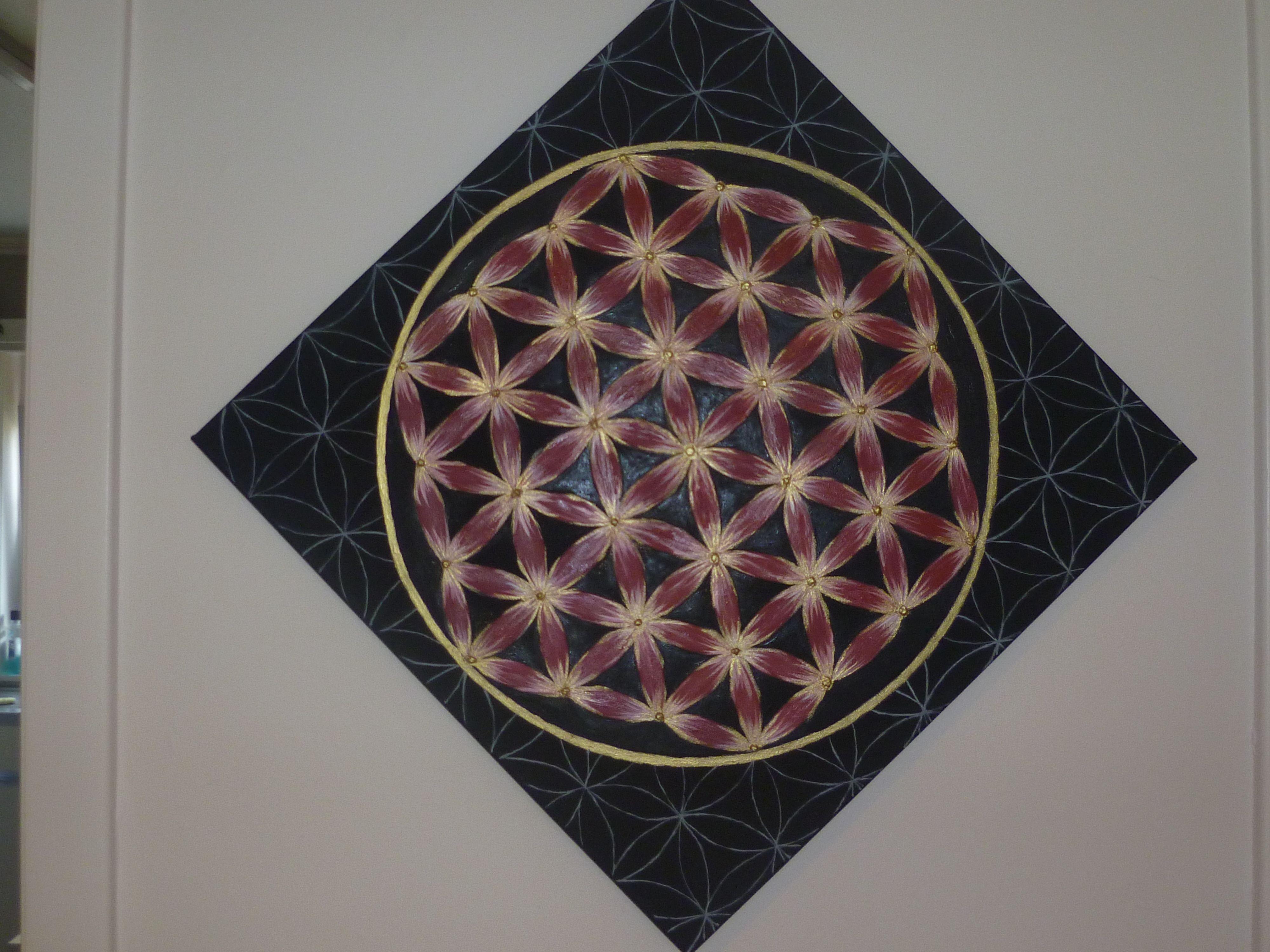 flower of life  , een krachtig symbool