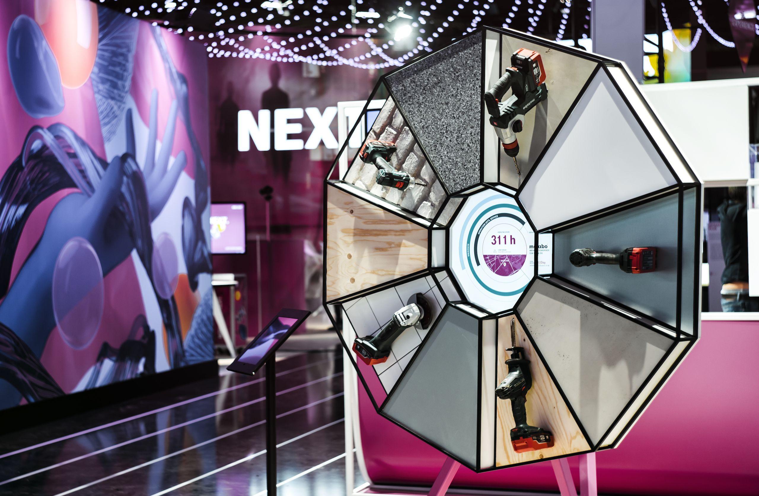 MWC 2018 GROSSE8 entwickelt MesseExponate für Telekom