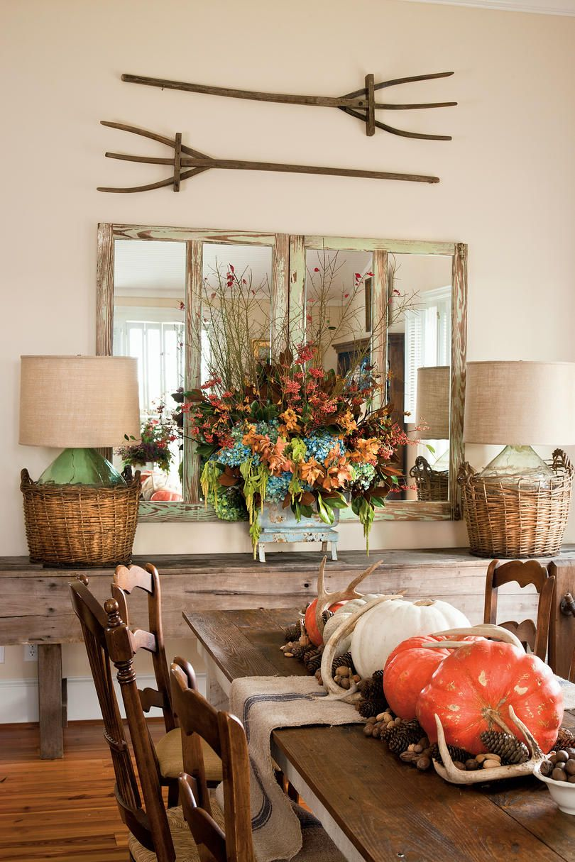 Fabulous Fall Decorating Ideas Warm colors, Fall decor and Front steps - halloween window decor
