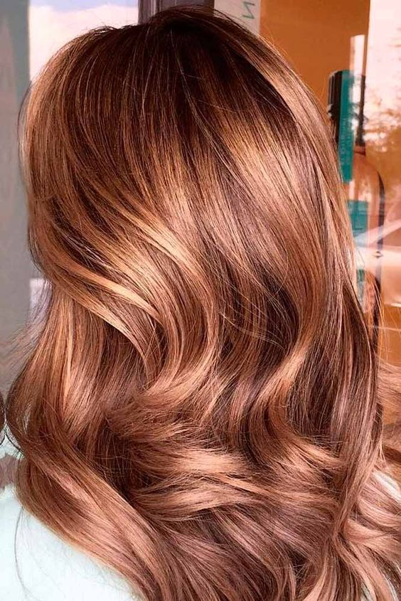 Marvelous ideas for your caramel hair color | Aveda Color ...