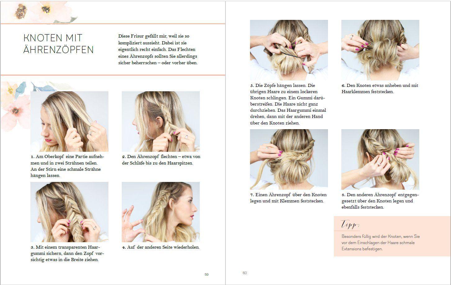 Moderne praktische frisuren