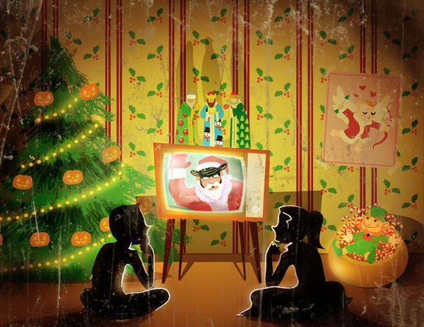 No dejes para diciembre, la Navidad de noviembre | #Blog #Tigre #SantaClaus #Navidad
