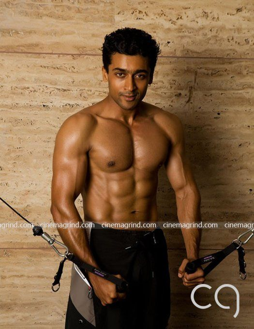 Tamil Film Actor Surya Sivakumar Actors Surya Actor Six Pack
