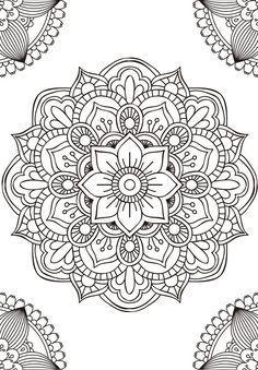 11 Mandalas Para Colorear Budistas Mandalas Para Colorear