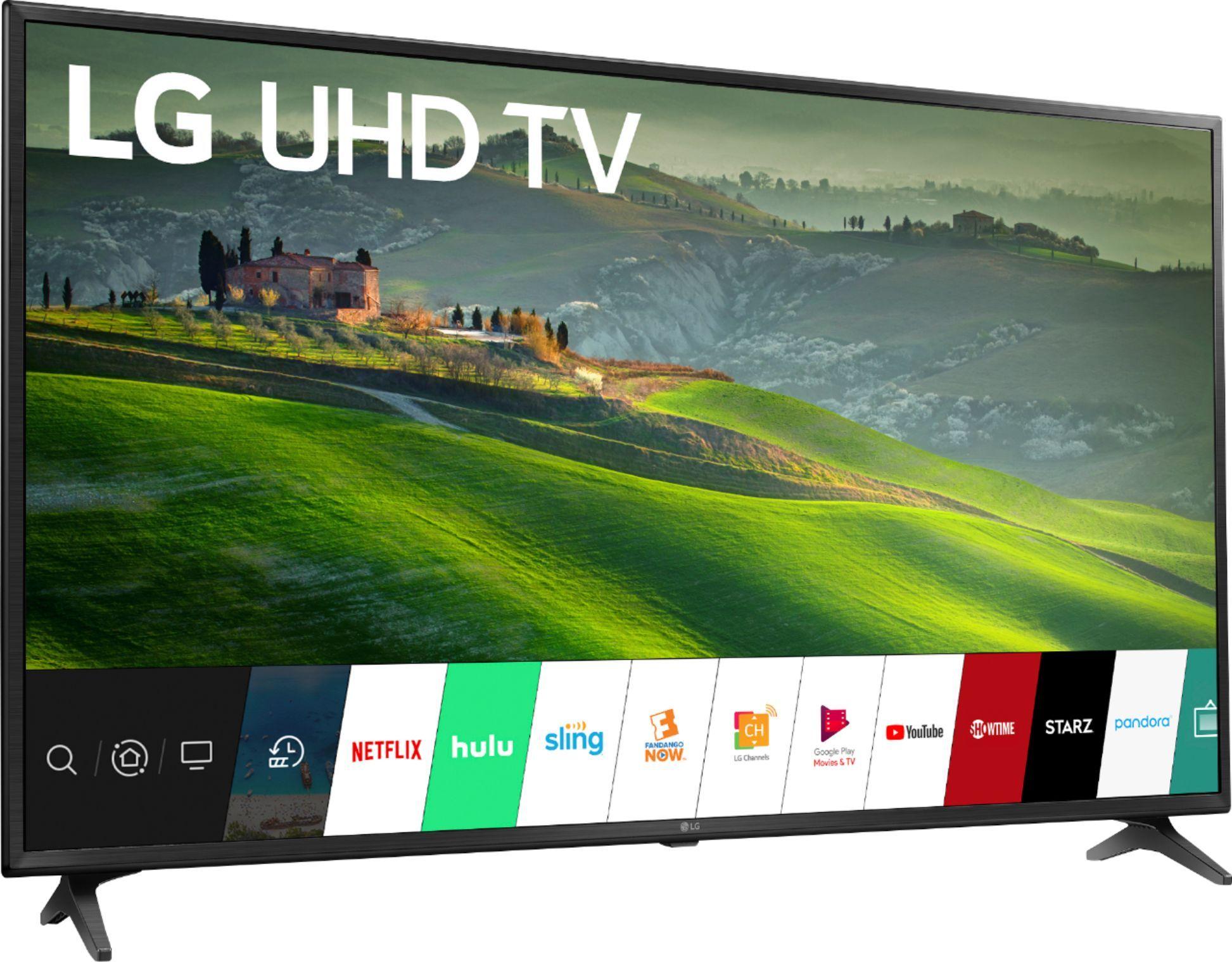 Lg 50 50um6900pua 4k Led Smart Tv For 279 99 Uhd Tv Smart Tv