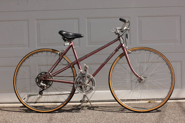 Mixte From Thisgirlsbike Blogspot Bikes Girls Bike Centurion