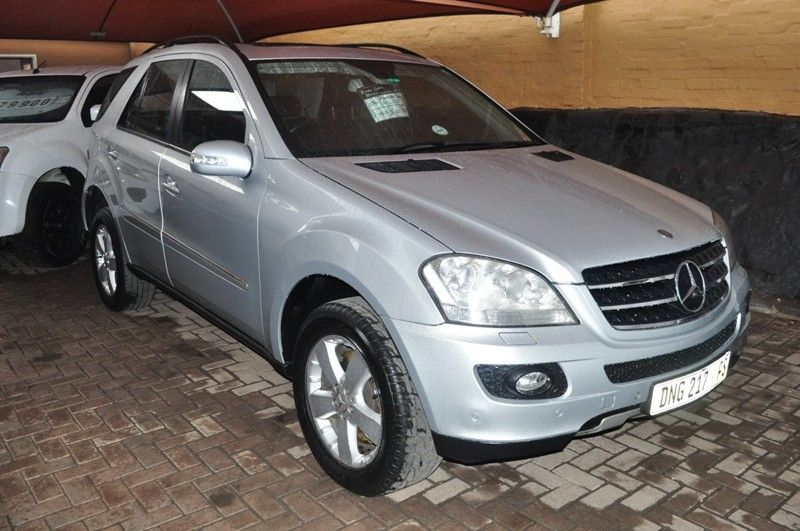 Mercedes Benz Ml 500 215 Kw R169900 1033 Used Cars For In Bloemfontein