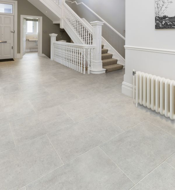 Porcelain Floor Tiles That Look Like Limestone Perfect For Hallway Flooring From S Of Devizes