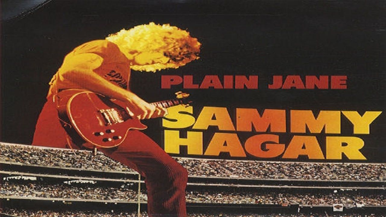 Sammy Hagar Plain Jane Sammy Hagar Jane Plain