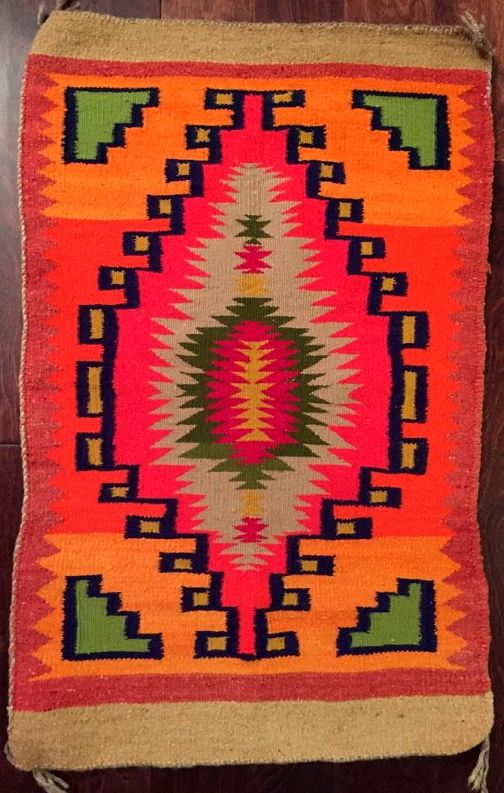 Vintage Amp Antique Native American Indian Rugs In 2019