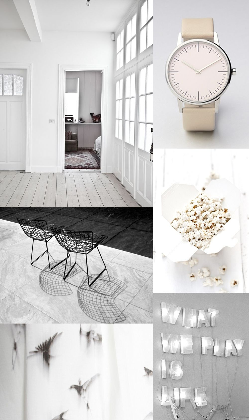 White Mood