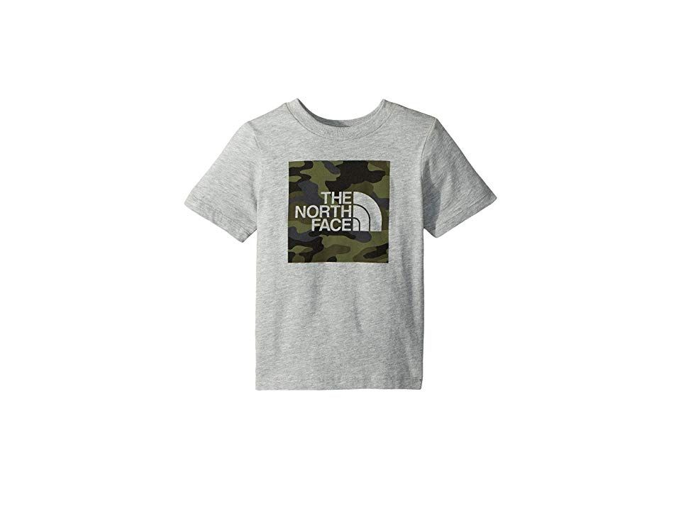 24229a729 The North Face Kids Short Sleeve Graphic Tee (Toddler) (TNF Light ...