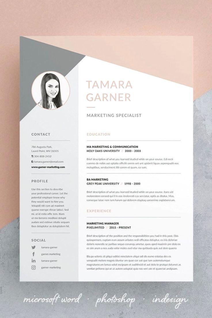 Pin By Nicolo Temperi On Resume Design Resume Design Creative Graphic Design Resume Resume Design Professional
