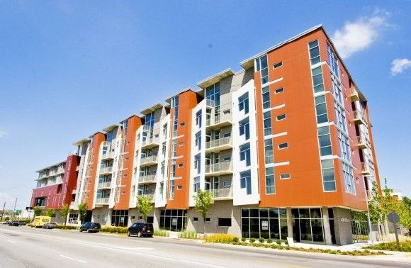 Fifth and Main Luxury Condos being sold right now.