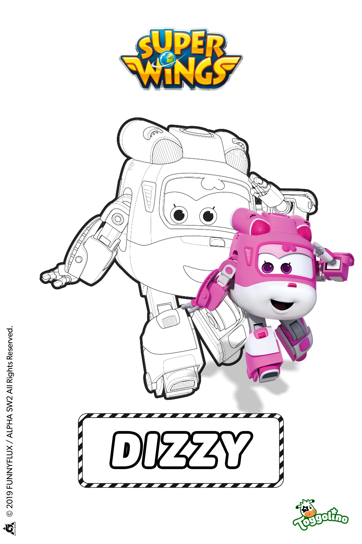 dizzy ist bereits ein sehr erfahrenes mitglied bei den