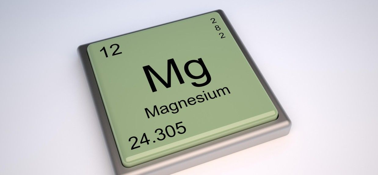 Magnesium and Your Health Periodic table - best of periodic table symbol breakdown