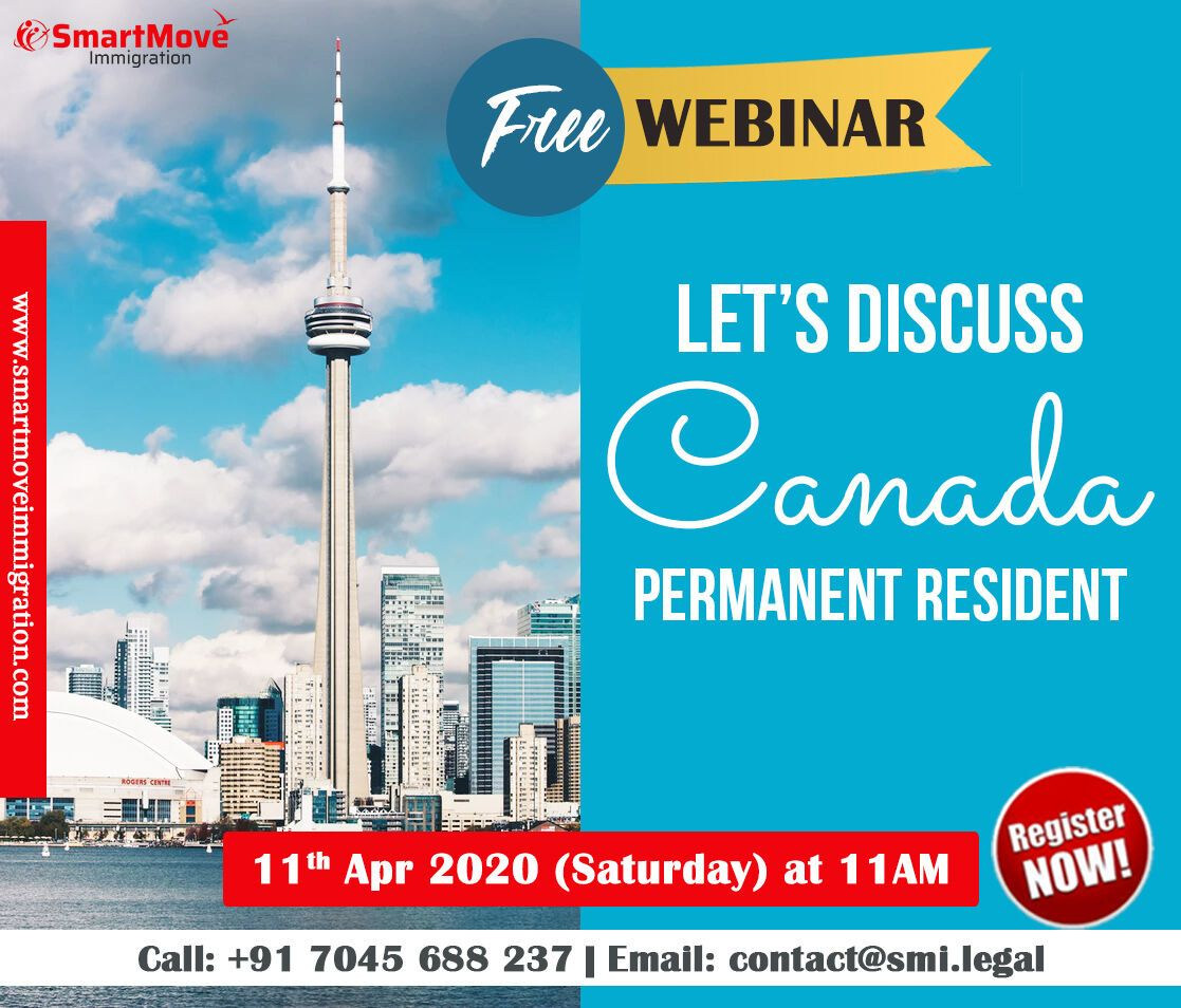 The Canadian Government Has Introduced Several Points Based On Pr Programs Like Express Entry Program Provincial In 2020 Migrate To Canada Immigration Canada Webinar
