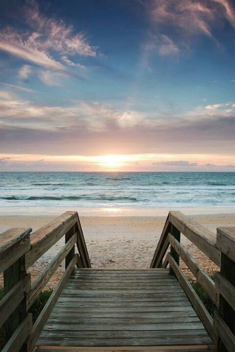 Foldaway Tote - Lake Michigan Sunset by VIDA VIDA hRKd24emV2