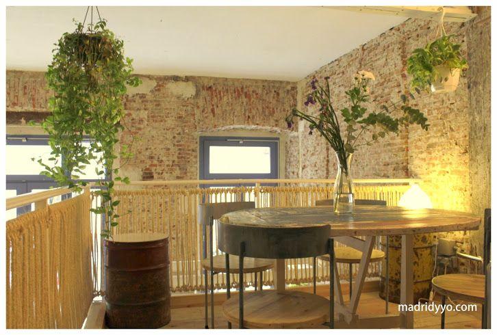 Blanca 6 blanca de navarra 6 madrid for Restaurante escuela de arquitectos madrid