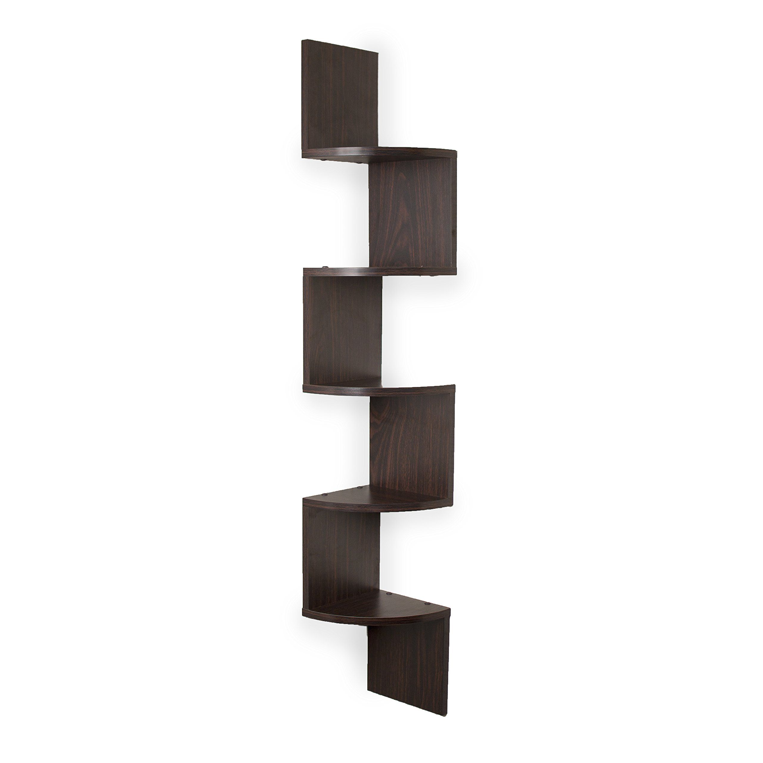 amazon com large corner wall mount shelf corner on wall mount id=17864