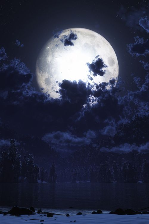 ภเгคк ค๓๏ | Beautiful moon, Moon pictures, Moon shadow