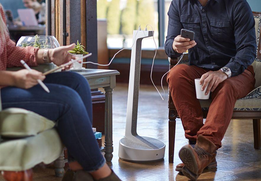 Byrne Power Solutions Vesta Mobile Charging Station Charging Station