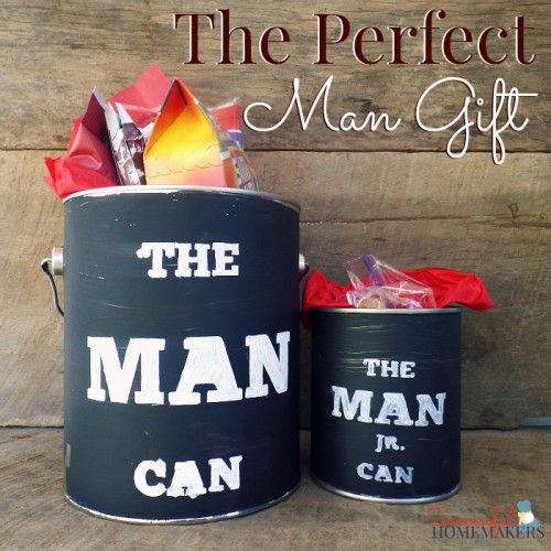 The Perfect Man Gift For Husbands Dads And Sons