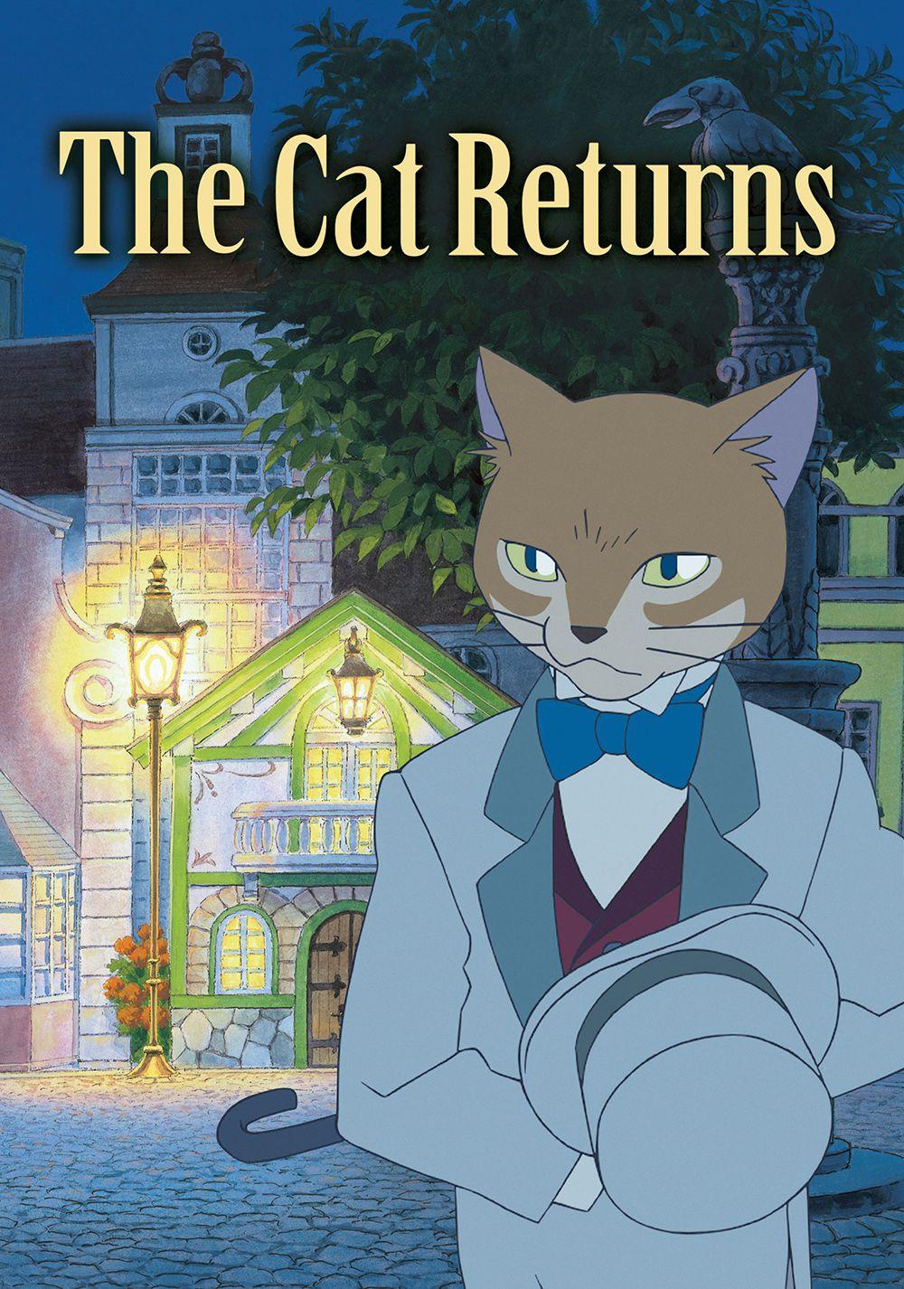 The Cat Returns.\