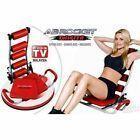 Abdominal Twister Machine With Flex Master Ab Exerciser (New) Red  #Fitness #abexercisemachine Abdom...