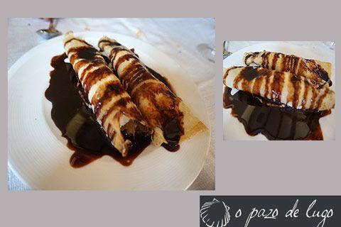 Filloas con nata o pazo de lugo calle argumosa 28 madrid - Cocina gallega en madrid ...