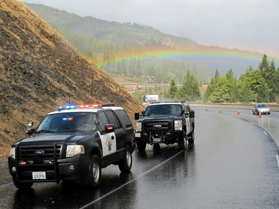 California Highway Patrol CHP Commercial Vehicle Enforcement