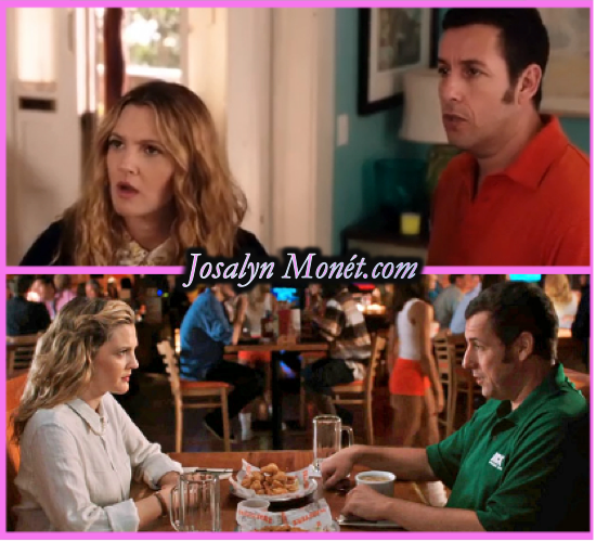 Drew Barrymore Adam Sandler Reunite In New Comedy Flick Blended Watch The Official Trailer Here New Comedies Adam Sandler Blended Movie