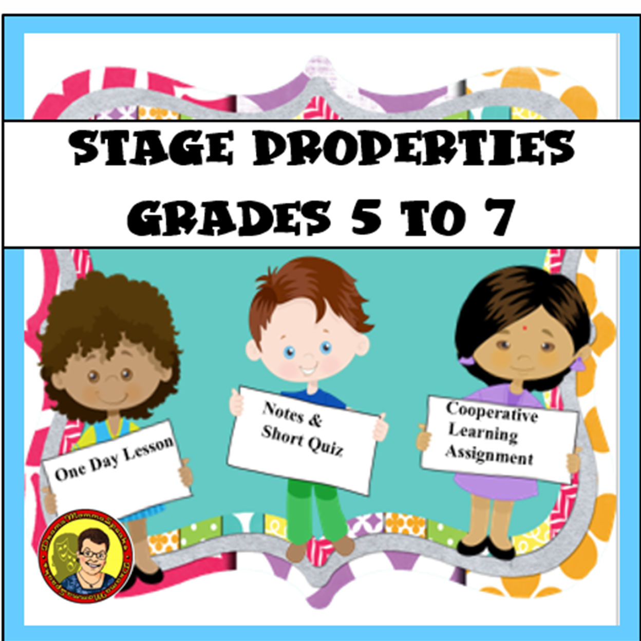 Drama Lesson Stage Properties Lesson With Fairy Tales