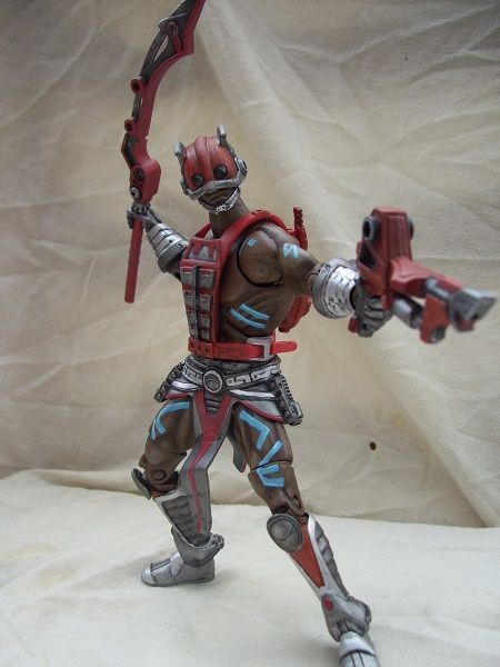 Zodak (Masters of the Universe) Custom Action Figure