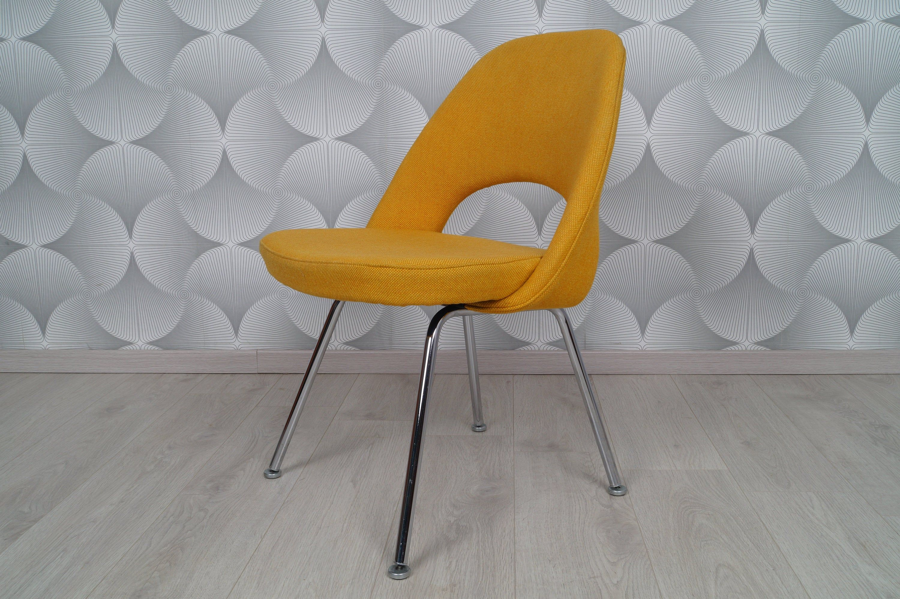 Stuhl Charles Eames Style Knoll Saarinen Conference Chair Stuhl Nr. 72 Mit
