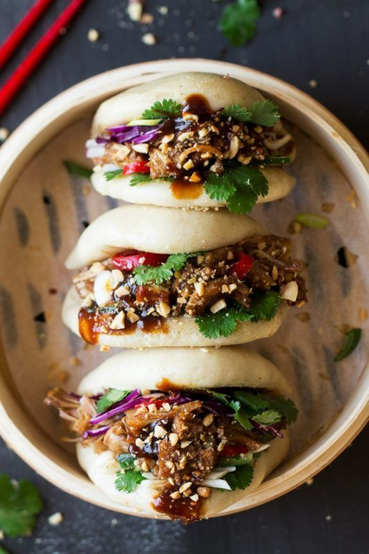 Vegan Street Food Recipes From Around The World images