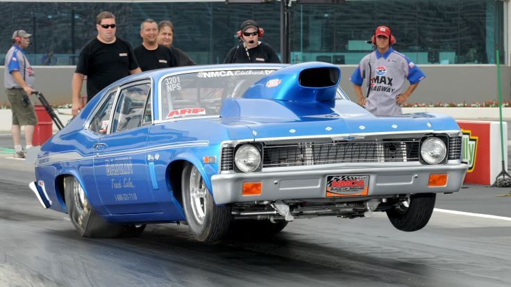 Chevrolet Nova Drag Racing Wheelie Race Track Hot Rod Muscle Cars Wallpaper 3294x1848 37461 Wallpaperup Chevrolet Nova Drag Racing Drag Racing Cars