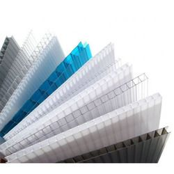 Kapoor Plastics Are Well Known Suppliers And Distributors Of Multiwall Polycarbonate Sheets In India We Provide Hi Polycarbonate Panels Polycarbonate Paneling