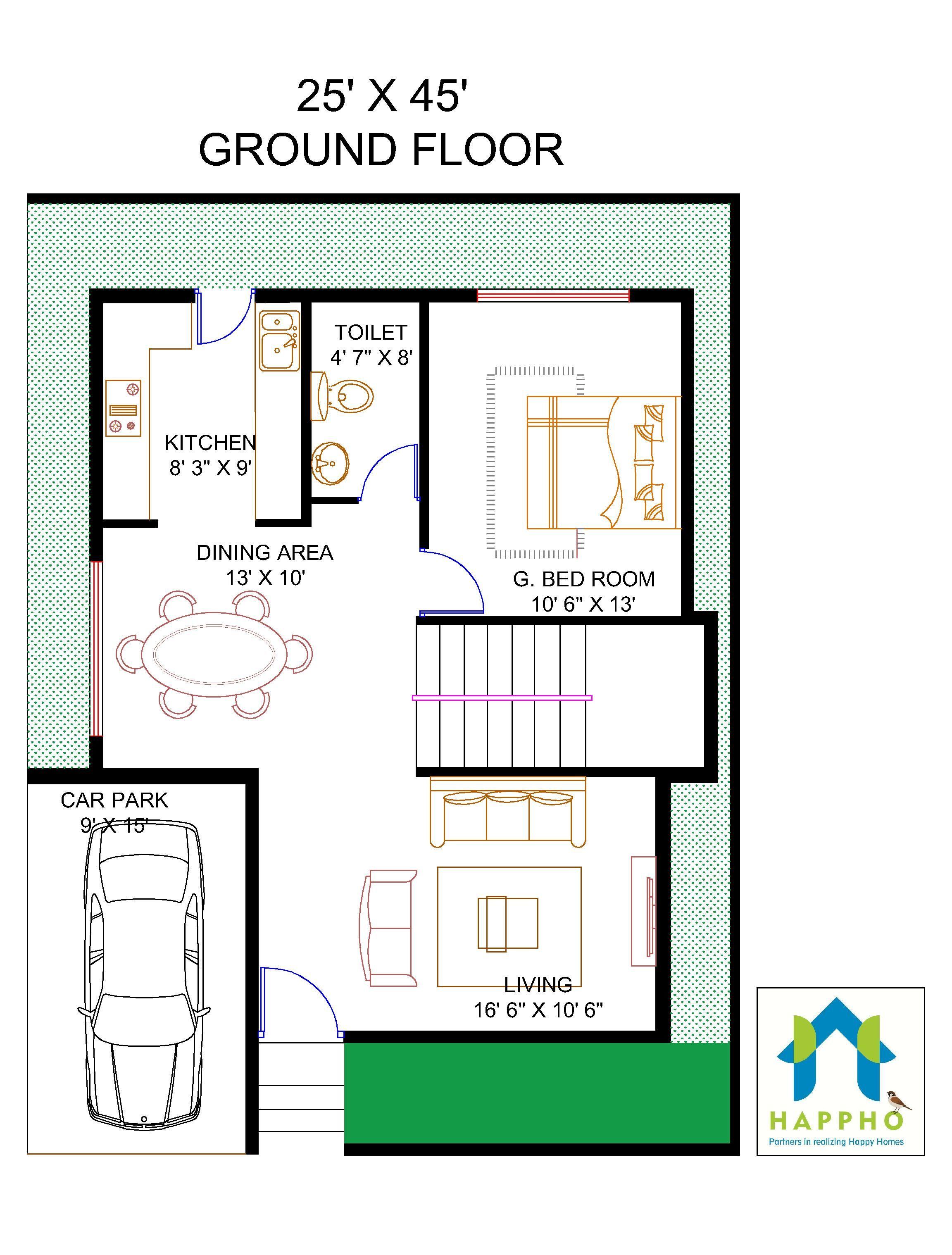 20.jpg 2,304×3,037 pixels | 2bhk house plan, Floor plans ...