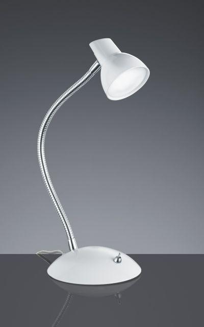 KOLIBRI - stolová LED lampa - biela - 350mm