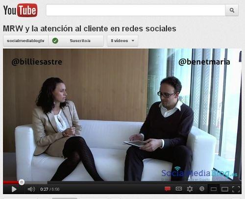 Como encontrar Videos de Casos de Exito en Social Media  www.josemiruiz.com