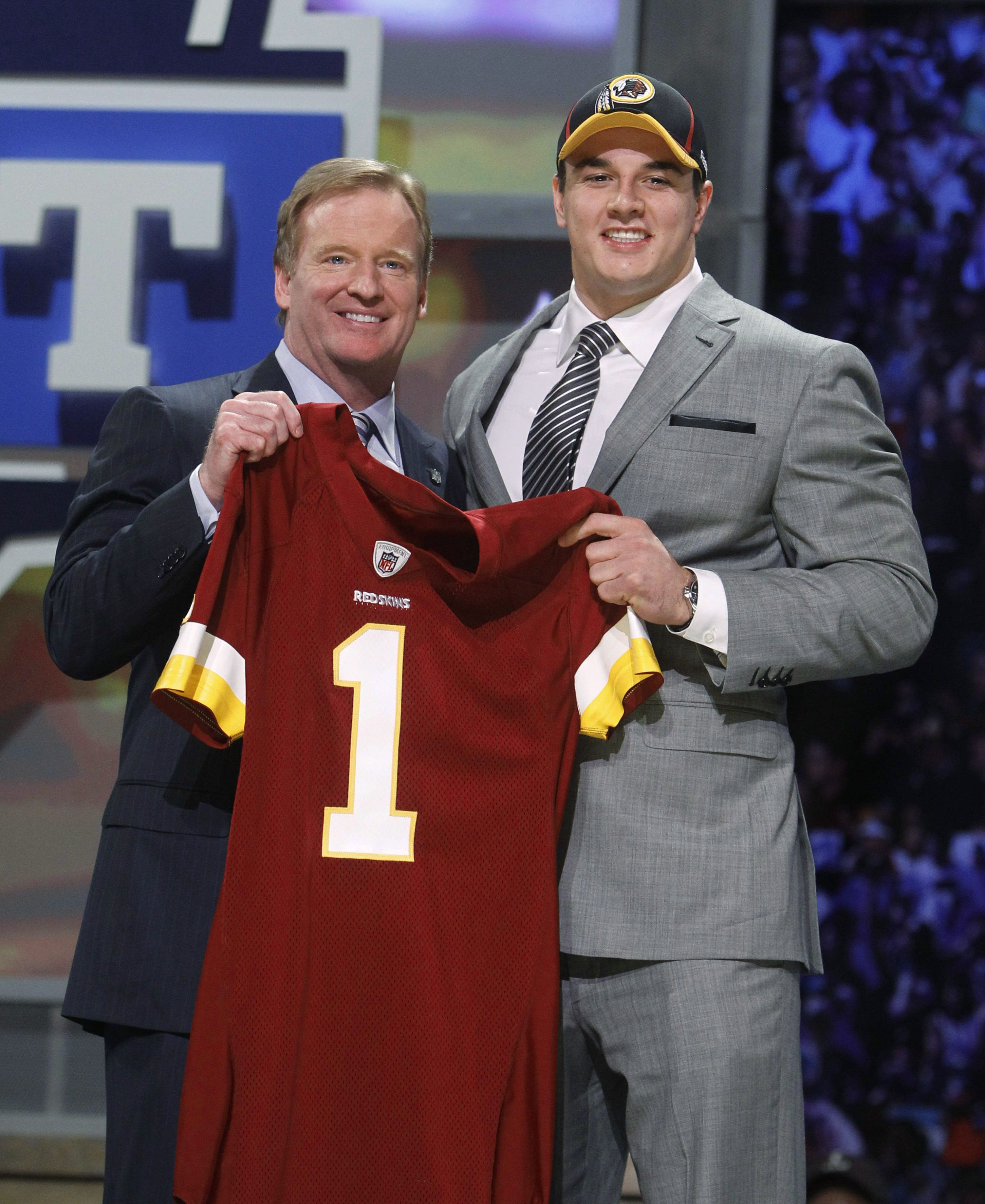Ryan Kerrigan Redskins Boilers in the NFL