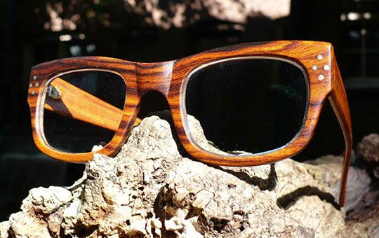 urban spectacles wood eyeglass frames