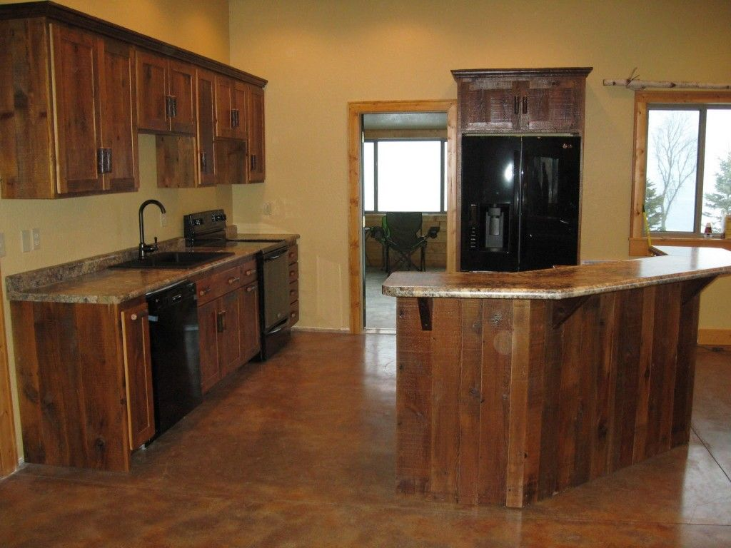 u shaped kitchen with island google search reclaimed wood kitchen hickory kitchen cabinets on u kitchen with island id=30878