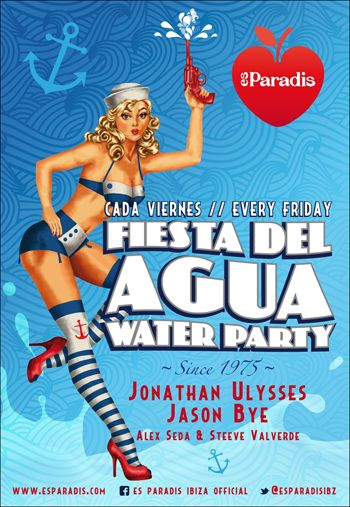 Fiesta del Agua Ibiza Waterparty