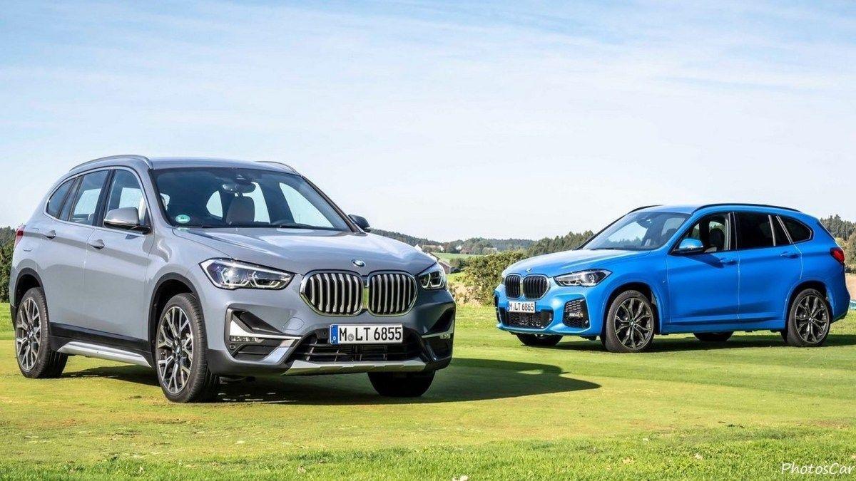 BMW X1 2020 Audacieuse, sportive et visuellement