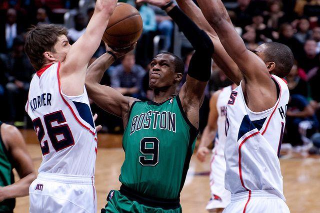 Los Celtics rechazan una oferta por Rajon Rondo - http://mercafichajes.es/18/11/2013/celtics-rechazan-oferta-rajon-rondo/