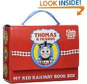 Thomas and Friends: My Red Railway Book Box (Bright & Early Board Books) Rev. W. Awdry (Author), Tommy Stubbs (Illustrator)  (797)Buy new:  $  14.99  $  8.69 67 used & new from $  0.92(Visit the Best Sellers in Books list for authoritative information on this product's current rank.) Amazon.com: Best Sellers in Books...