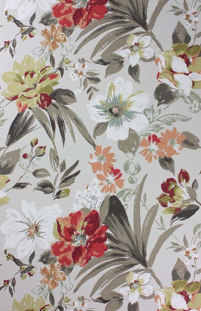 Rosslyn Nina campbell wallpaper, Nina campbell, Wallpaper
