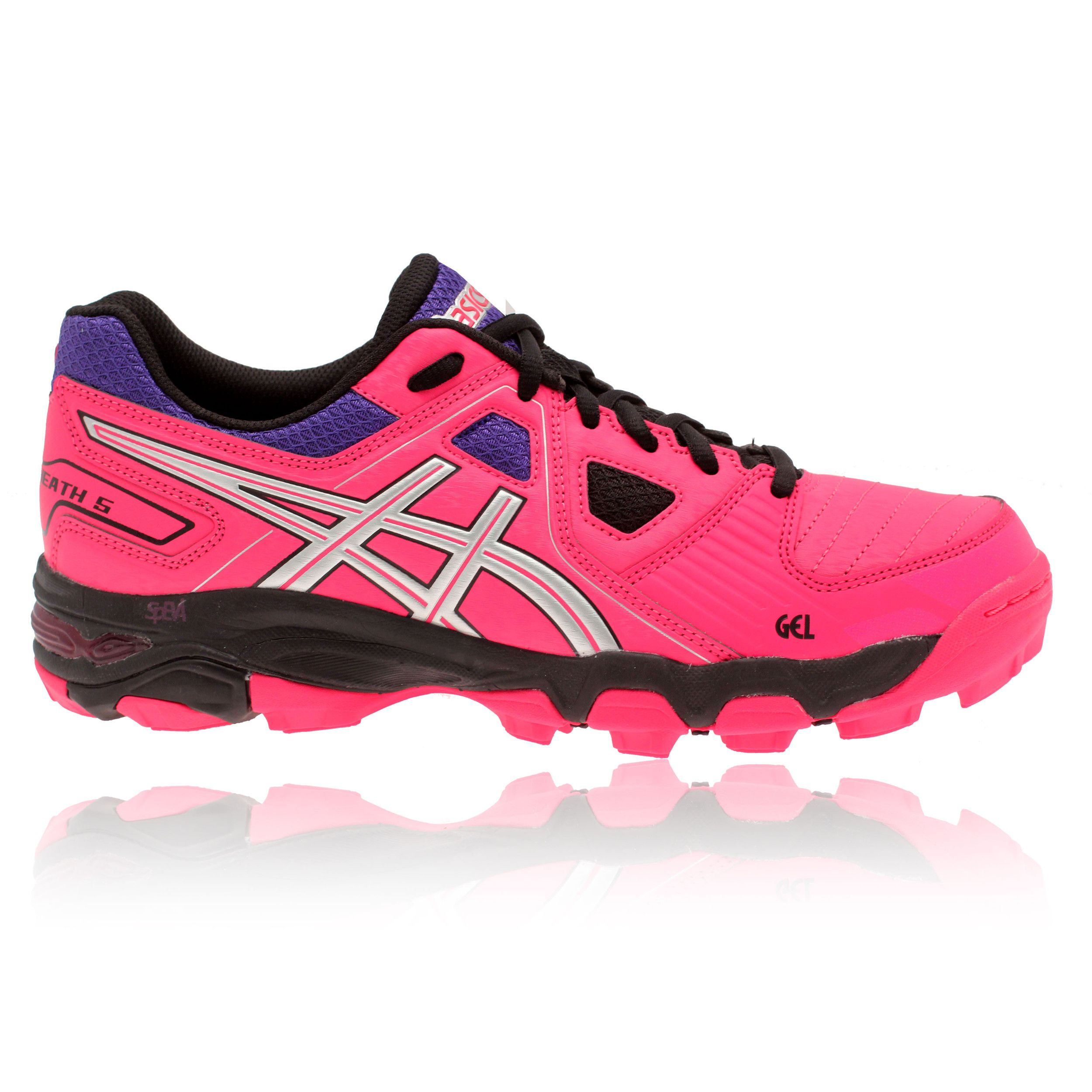 Asics Gel-Hockey Typhoon Women'S Hockey Zapatillas - 39